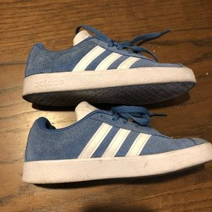 wholesale dealer 9312b 929ba adidas Shoes - Adidas Kids VL Court 2 Sneaker PreGrade School